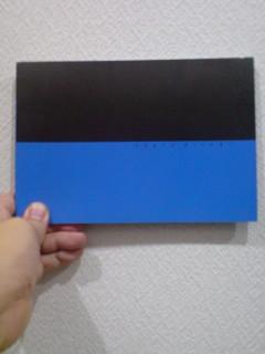 東京日和のパンフ(裏)