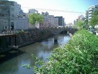 長崎、めがね橋