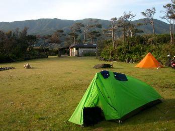 底土キャンプ場