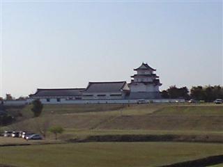 ひさびさの関宿城