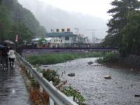 6/24 影絵の森美術館への橋