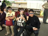 7/21 JR松田駅ホーム