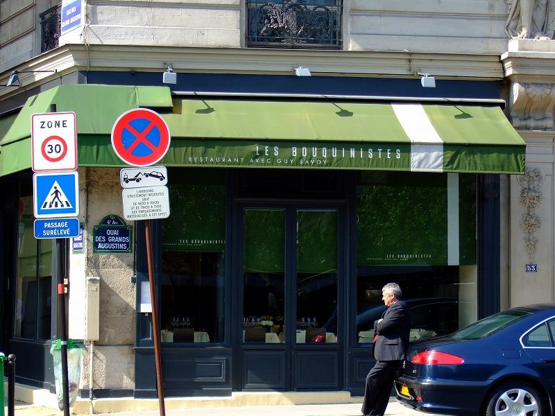 ■Les Bouquinistes(レ・ブキニスト) パリ