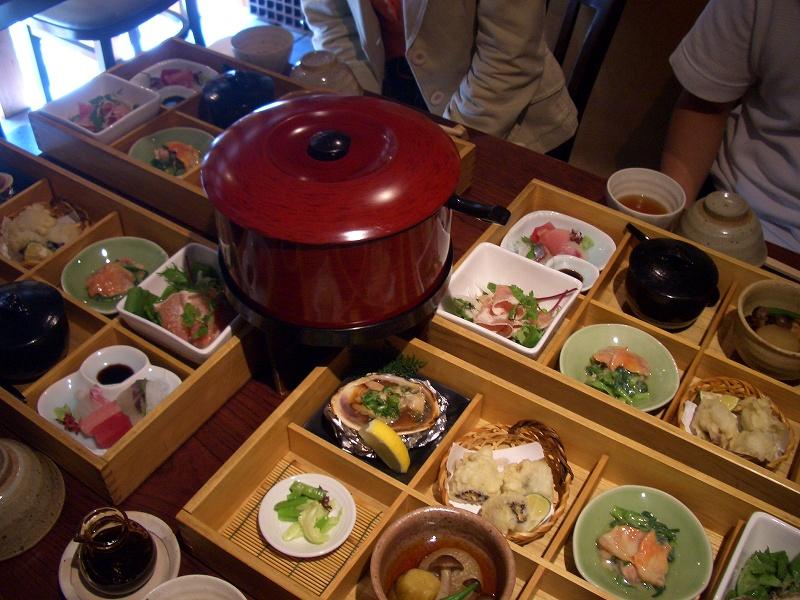 ■萌のとき 特撰箱膳 お昼ごはんオフ