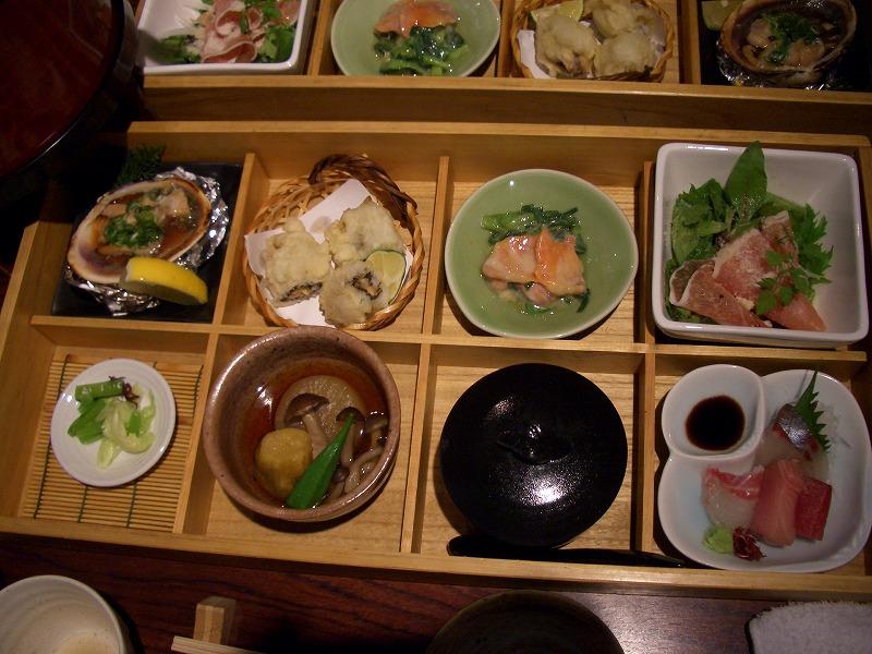 ■萌のとき 特製箱膳 ランチオフ 【2005年10月開催】