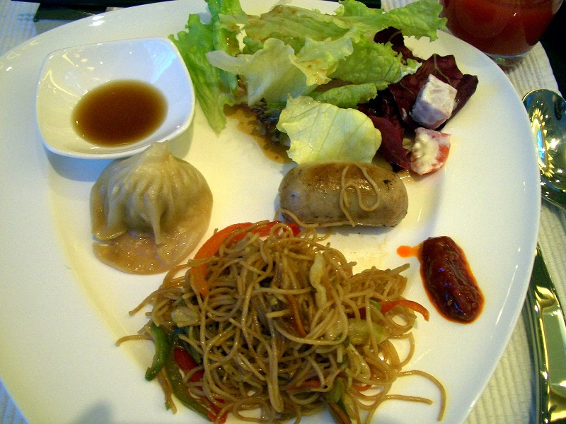 ■ 中国の朝食 中国・北京