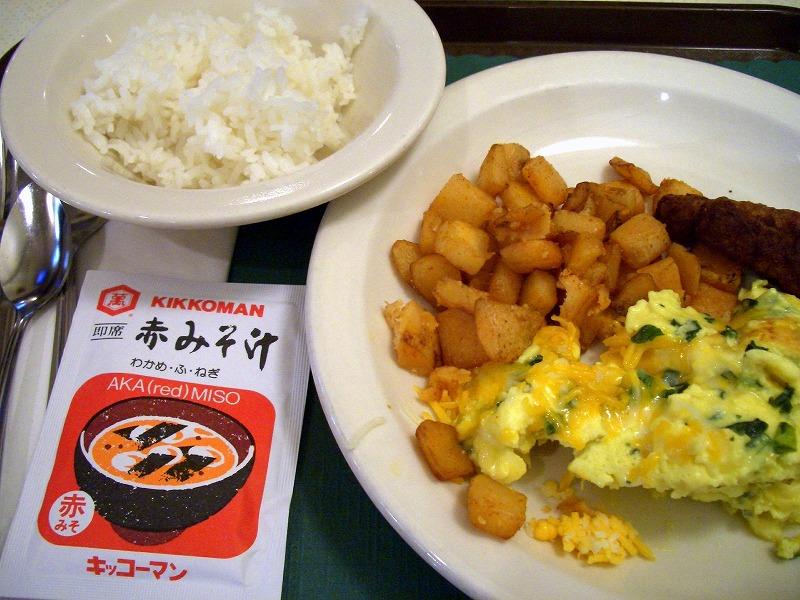 ■ 朝食と昼食 米国・サンディエゴ