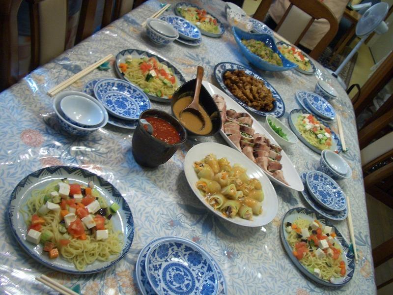 ■木村先生のお料理教室 2回目 大阪・本町 【2006年6月】