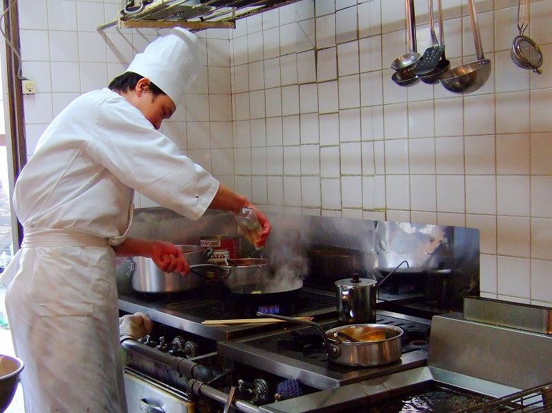 ■ Cランチ 洋食の店 ア・ラ・カルト 大阪・神山町 【2007年2月訪問】