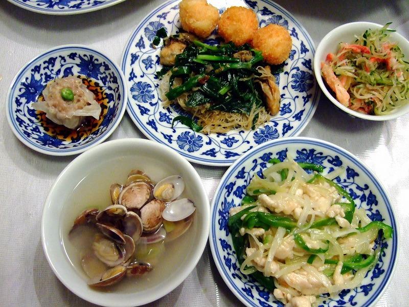 ■木村先生のお料理教室9 中華