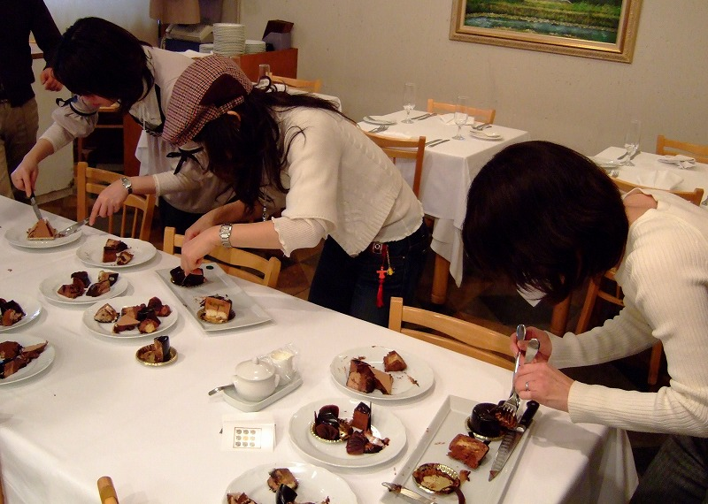 ■ ショコラ博覧会 【2007年2月開催】