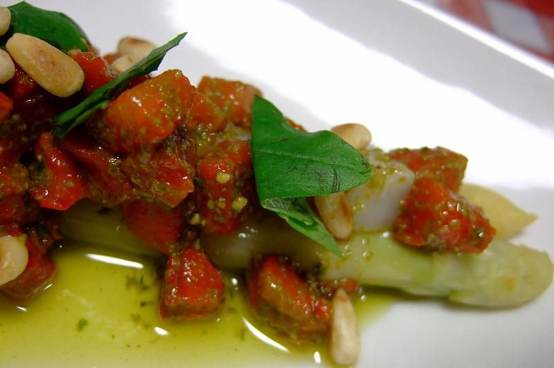■ 上野先生 イタリアンお料理教室 【2007年5月】