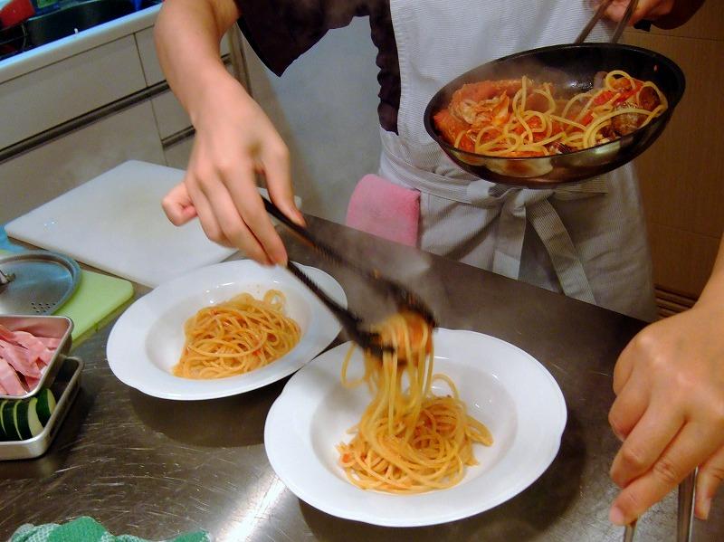 ■ 上野先生 イタリアン料理教室 【2007年9月】