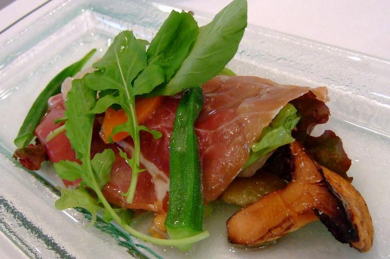 ■ ル・レストラン・ドゥ・ヨシモト 大阪・南森町 【2007年11月 昼】