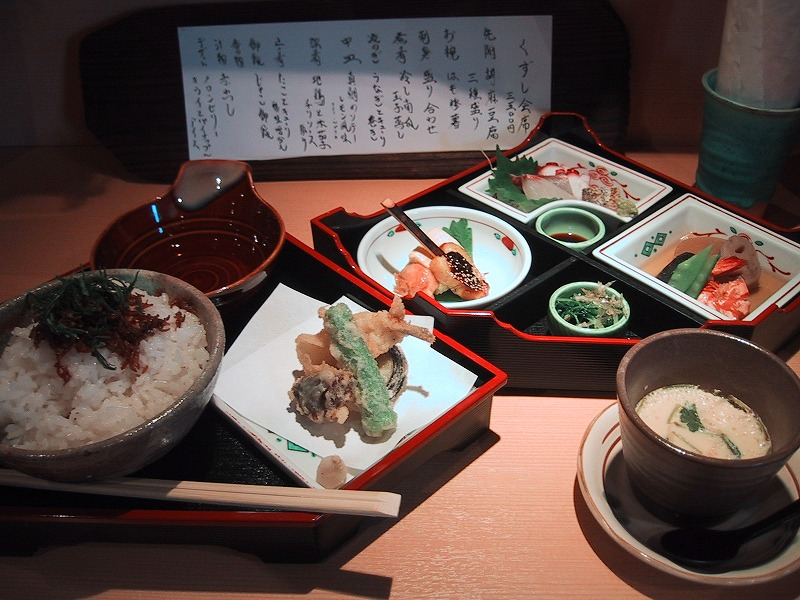 ■ 味肴房 田 懐石弁当 大阪・守口 【2004年8月 訪問】