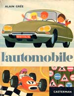 「L'automobile」CITROEN_DS