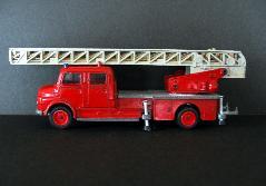 Siku_Old Fire Engine