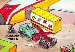 Scissors Truck