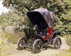 1901 Columbia 電気自動車モデル