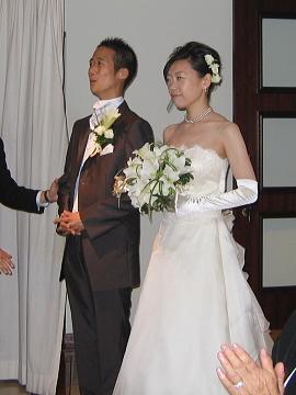 結婚式-B