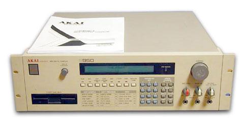 AKAI S950