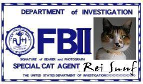 CAT連邦捜査官 NO.001 「Rei Snuf」